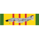 Vietnam - F4 (Color)  Decal