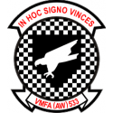 Marine Fighter Attack Squadron 533 Decal