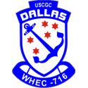 USCGC WHEC-716 Dallas  Decal
