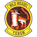 Wild Weasel Decal