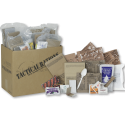 VOODOO TACTICAL MRE RATIONS (12 COMPLETE MEALS)
