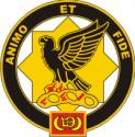 1-1 Cavalry Regiment Decal