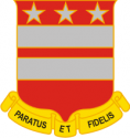 1-258th Field Artillery Decal