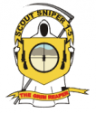 USMC 1-5-1 Scout Sniper Decal