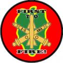 1-5 Air Defense Artillery Decal