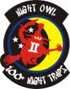 100 Night Traps F4  Decal