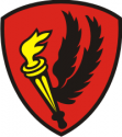 110th Aviation Brigade Decal