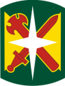 14th Military Police Brigade Decal