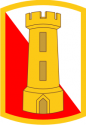 168th Engineer Brigade Decal