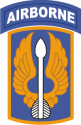 18th Aviation Brigade  Decal