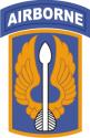 18th Aviation Brigade  Decal