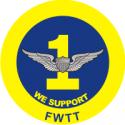 1st FWTT Decal