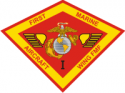 1st Marine Aircraft Wing Decal