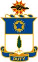 21st Infantry Regiment Decal