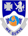 23rd Infantry Regiment DUI Decal