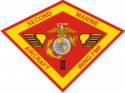 2nd Marine Aircraft Wing  Decal