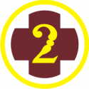2nd Medical Brigade Decal