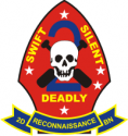 2nd Recon Bn 2 Decal