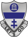 325th Infantry Regiment Decal