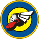 366th Bomb Squadron Decal