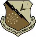 379th Air Expeditionary Wing Decal