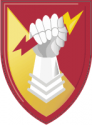 38th Artillery Brigade Decal