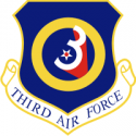 3rd Air Force Decal