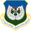 3rd Air Support Operations Group Decal
