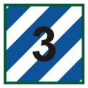 3rd Bde 3rd ID Decal