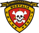 USMC 3rd Recon Battalion Decal
