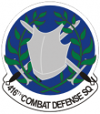 416th CDS Decal