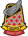 498th Dustoff Decal