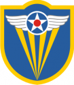 4th Air Force Decal