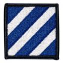 3rd Infantry Div. Patch