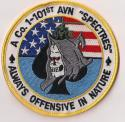 A Co. 1-101st Airborne Aviation Patch