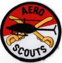 Aero Scout Patch