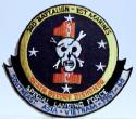 USMC 3rd Battalion 1st Marines Patch
