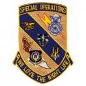 "Special Operations Patch ""We Love the Night"""