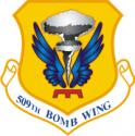 509th Bomb Wing Decal