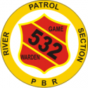 532 PATSEC Decal