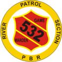 532 PATSEC Decal