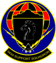 543rd Support Squadron Decal
