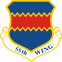 55th Wing Decal