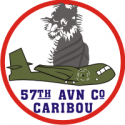 57th AVN Company  Decal