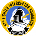 57th Fighter Interceptor Squadron Decal