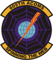 609th Air Communications Squadron Decal