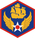 6th Air Force Decal