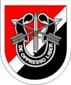 6th Special Forces Group Decal