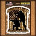 America's Best Sticker