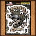 Sacrifice & Valor Sticker